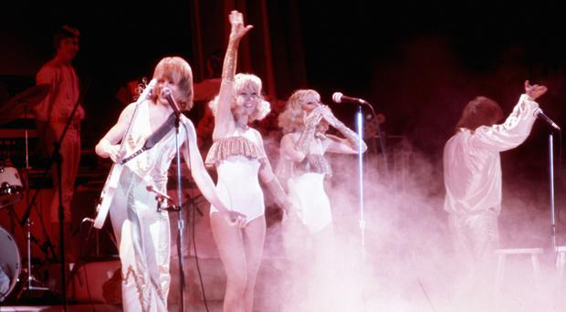 Swedish newspaper Dagens Industri channelled Abba with its