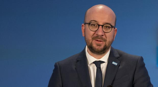 Belgian Prime Minister Charles Michel held an emergency security meeting