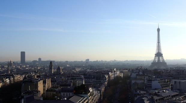 Paris authorities asked protest organisers to hold a stationary rally instead of a march through the capital
