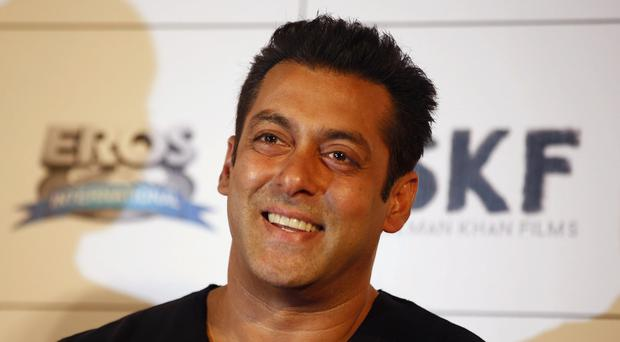 Bollywood actor Salman Khan's comments have generated much anger (AP)