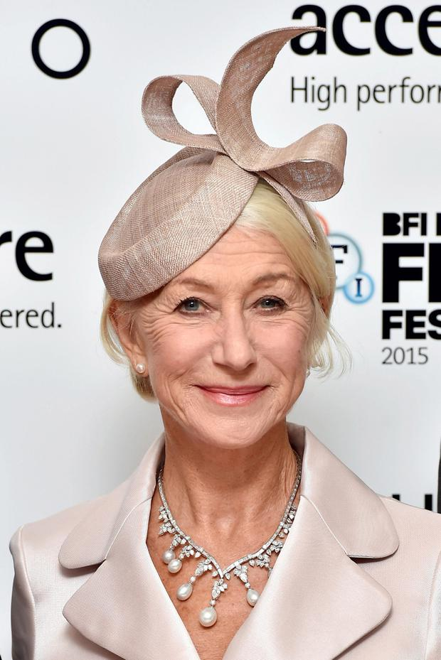 Opposition: Helen Mirren