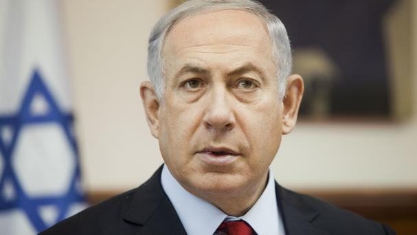 Israeli Prime Minister Benjamin Netanyahu has lauded Israel's normalising of relations with Turkey (AP)