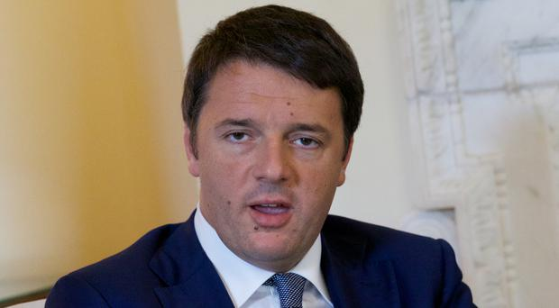 Italian Prime Minister Matteo Renzi said the work of the EU cannot be allowed to focus on Brexit for an extended period