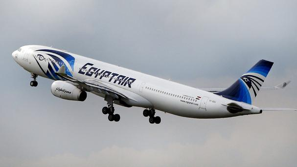 The EgyptAir plane crashed on May 19 (AP)