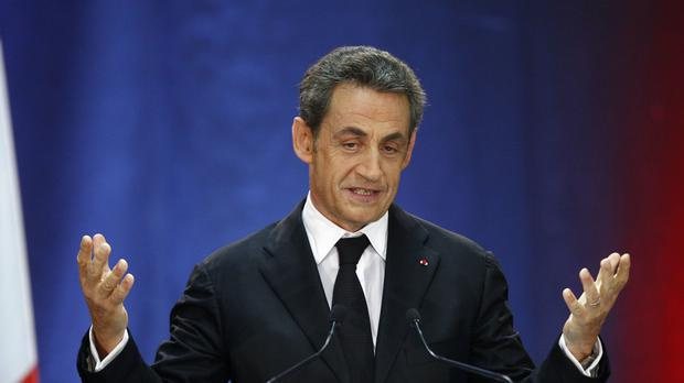 Nicolas Sarkozy is hoping to regain the French presidency (AP)