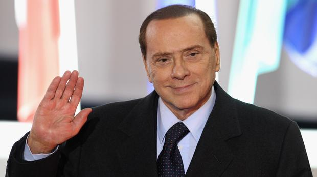 Silvio Berlusconi has been dismissed from hospital