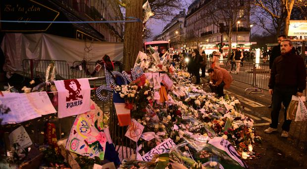 Belgian authorities handed over two men to France who allegedly helped the top suspect in the Paris attacks - Mohammed Amri and Ali Oulkadi