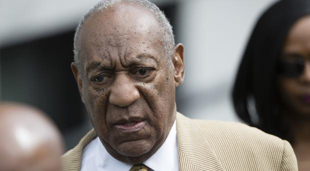 Bill Cosby leaves Montgomery County Courthouse in Norristown (AP)