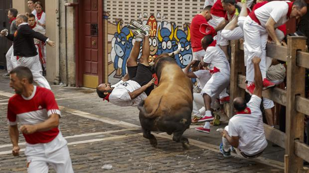 Spanish man dies after being gored in Alicante bull run