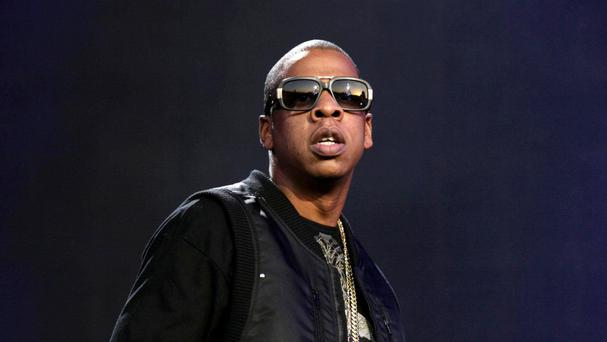 The song is available on Tidal, the subscription-based music streaming service owned by Jay Z