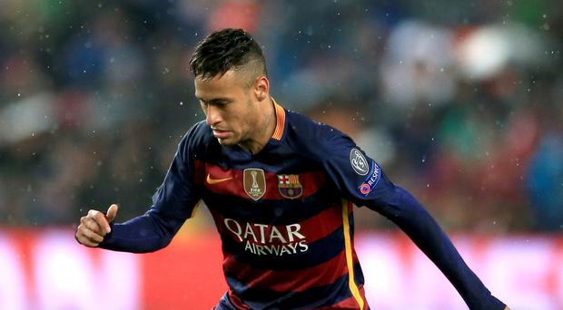 Neymar has helped Barcelona win trophies including two Spanish leagues and the Champions League