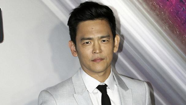 John Cho plays Hikaru Sulu in the Star Trek Beyond (AP)