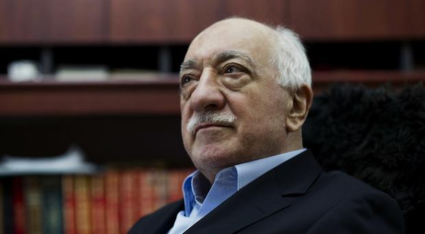 Fethullah Gulen denies plotting to overthrow the Turkish government (AP)