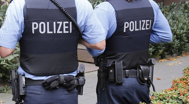 Attack took place when the train was near the city of Würzburg (File photo)