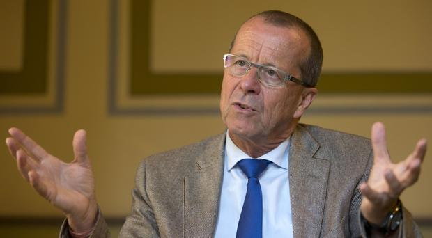 UN envoy to Libya Martin Kobler condemned the killings as a 'war crime' (AP)
