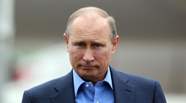 Russian President Vladimir Putin said a new commission would combat doping in Russian sport
