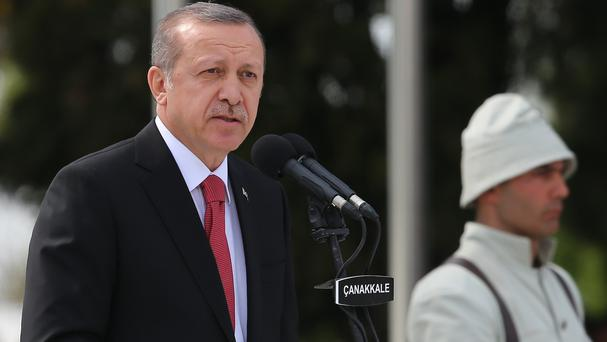 President Recep Tayyip Erdogan says 15 universities, 934 other schools and 109 student dormitories with alleged links to the failed coup in Turkey have been closed