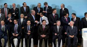 G20 finance ministers met in China for the two-day summit