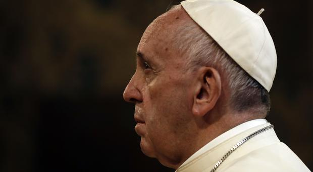 Pope Francis is on a five-day visit to Poland, his first visit to Eastern Europe (AP Photo/Gregorio Borgia, Pool)