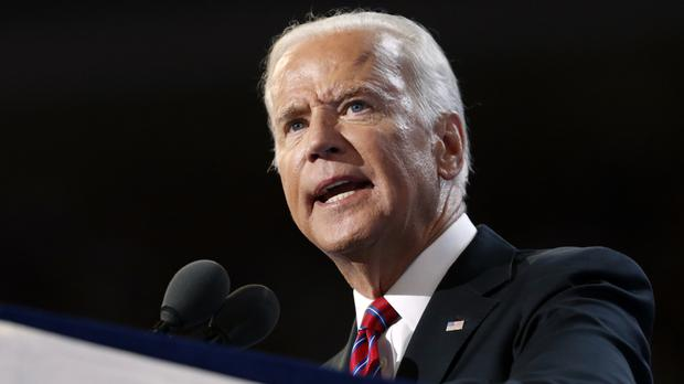 US vice president Joe Biden will appear on TV's Law & Order: Special Victims Unit (AP)