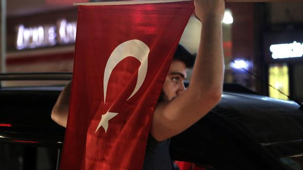 Turkey declared a state of emergency following the failed coup that caused 290 deaths (AP)