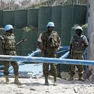 United Nations soldiers in Mogadishu, Somalia (AP)