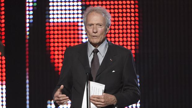 Clint Eastwood stopped short of endorsing Donald Trump, but he praised the Republican presidential candidate for being