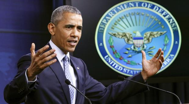 President Barack Obama said that Islamic State cannot defeat the US or its Nato partners (AP)