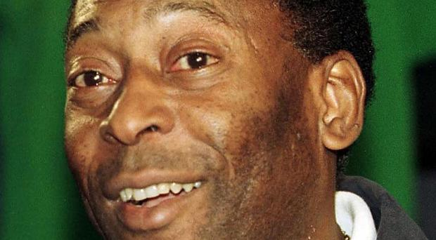 Pele's recent hip operation has prevented the football legend from attending the Rio Olympics opening ceremony at the Maracana Stadium