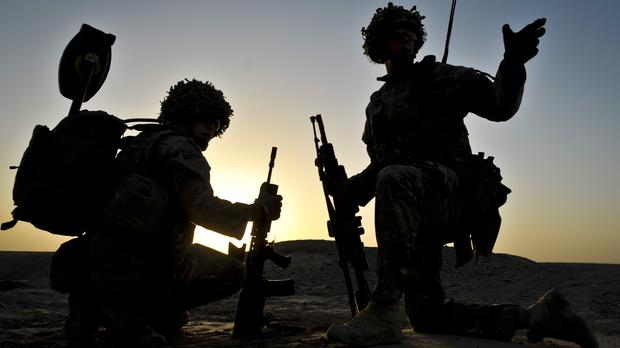 British authorities say they have found no evidence of civilian casualties caused by British military action in Iraq or Syria