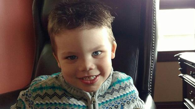 Lane Graves was snatched off a Walt Disney World beach in Florida by an alligator (Orange County Sheriff's Office/PA)