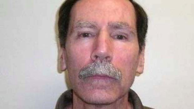 Pillowcase rapist Christopher Hubbart (Los Angeles County Sheriff's Department/AP)
