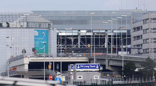 Zaventem airport bomb alert: reports of a possible explosive devices