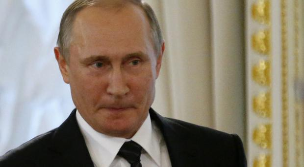 Vladimir Putin chaired a Security Council session to discuss