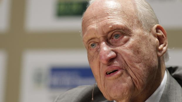Joao Havelange expanded the World Cup from 16 to 32 teams (AP)