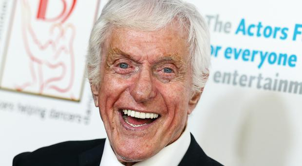 Dick Van Dyke performed Chitty Chitty Bang Band at a Denny's in California (John Salangsang/Invision/AP)