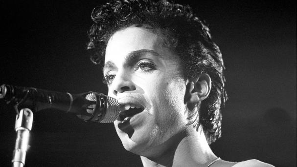 Prince died in April at the age of 57