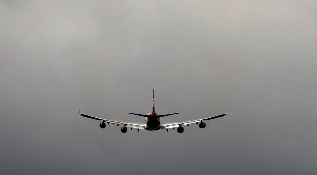 Hundreds of flights to and from Tokyo were cancelled due to the typhoon