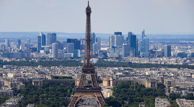 Tourism represents about 7% of the French economy