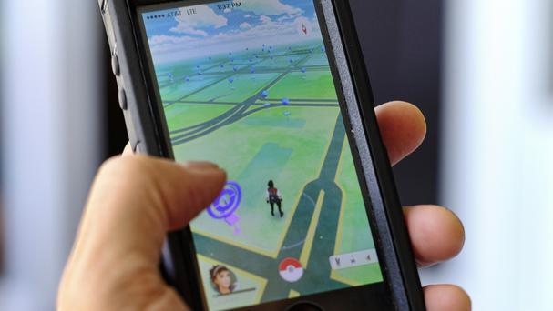 Driver said that he had been distracted by Pokemon Go when he collided with the two women (AP)