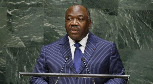 Gabon President Ali Bongo Ondimba has narrowly won re-election, keeping alive a family dynasty that reaches back to the 1960s (AP)