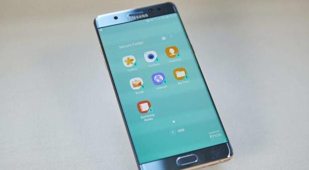 Samsung's Galaxy Note 7 is to undergo further quality control tests (Samsung/PA Wire)