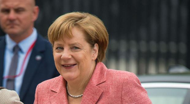 The exit poll suggested a bad day for Angela Merkel's Christian Democrats