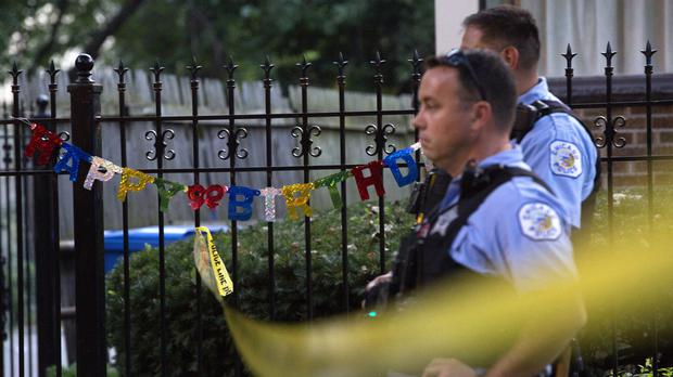 13 shot to death, dozens wounded in Chicago shootings