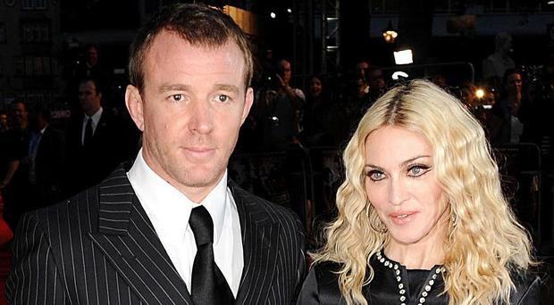 Guy Ritchie and Madonna have resolved a custody dispute in New York, a court official said