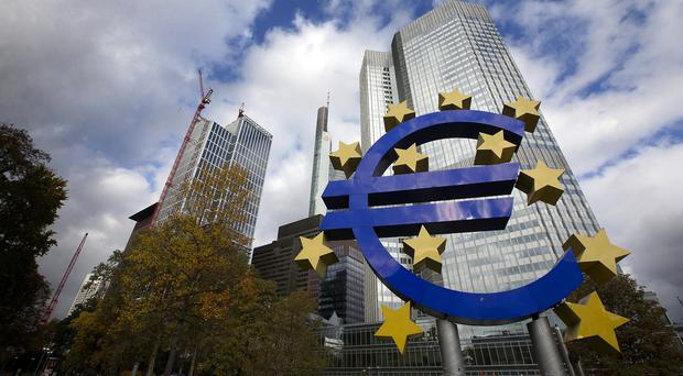The European Central Bank has left its key interest rates unchanged