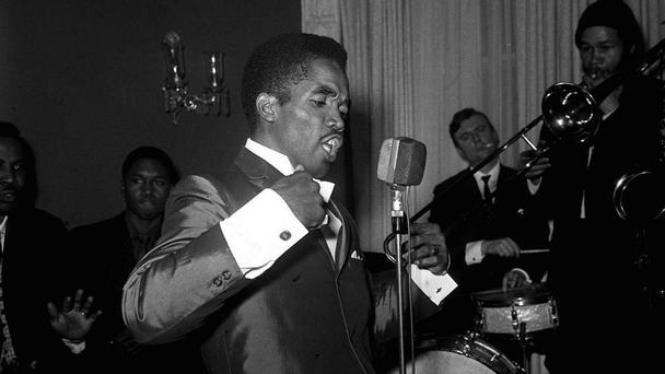 Prince Buster, pictured in London in 1964