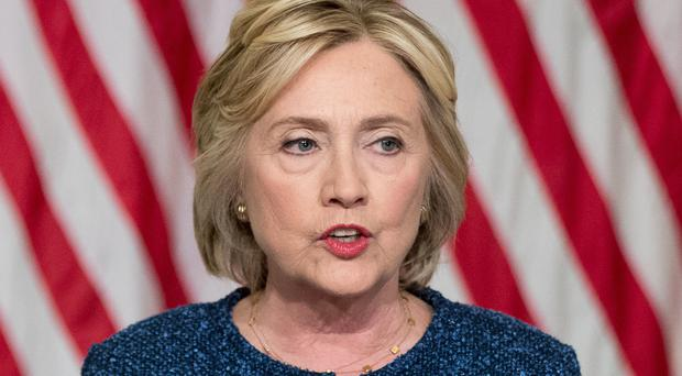 Democratic presidential candidate Hillary Clinton has said she is the candidate who can unify a divided country (AP)