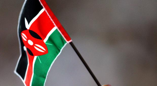 Three women have attacked a police station in Kenya