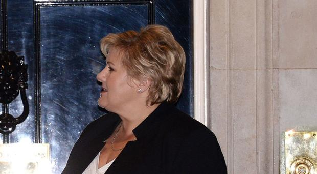 Norwegian PM Erna Solberg complained to Facebook